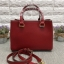CHARLES & KEITH LARGE STRUCTURE CITY BAG *แดง thumbnail 3
