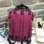 Mis Zapatos Nylon Backpack *wine thumbnail 2