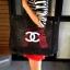 Chanel Cosmetic Shopping Bag กระเป๋าสะพายใบใหญ่ VIP Gift thumbnail 3
