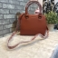 CHARLES & KEITH BASIC STRUCTURED HANDBAG *สีส้มอิฐ thumbnail 1