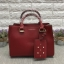 CHARLES & KEITH LARGE STRUCTURE CITY BAG *แดง thumbnail 1