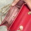 CHARLES & KEITH EMBELLISHED BUCKLE CROSSBODY BAG *สีแดง thumbnail 4