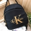 CALVIN KLEIN JEANS 3WAY BACKPACK *ดำ thumbnail 2