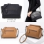 CHARLES & KEITH TRAPEZE CROSSBODY BAG *ดำ thumbnail 5