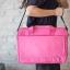 กระเป๋าใส่โน๊ตบุ้ค แล็ปท็อปได้ขนาดใหญ่สุด 15.6 นิ้ว สีชมพู สดใส thumbnail 1