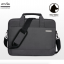 กระเป๋าใส่โน๊ตบุ้ค แล็ปท็อปได้ขนาดใหญ่สุด 15.6 นิ้ว สีเทาเข้ม thumbnail 1
