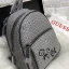 GUESS WOMEN'S CURRAN BACKPACK ONE SIZE HANDBAG *สีเทา thumbnail 3