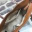 GUESS SAFFIANO SHOPPER BAG *น้ำตาล thumbnail 3