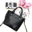 GUESS DELANEY SAFFIANO MINI CROSS BODY BAG WITH STAR thumbnail 2