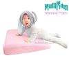 [สีชมพู] MumMom หมอนกันกรดไหลย้อนสำหรับเด็ก แหวะนม & Baby Pillow (อายุ 0-5 ปี)
