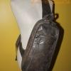 กระเป๋าหนังแท้คาดอก/สะพายหลัง