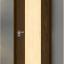 ประตู Leo iDoor Series1 LW-11-Maple Walnut(ภายใน) 3.4*80*200 เมตร