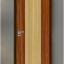 ประตู Leo iDoor Series1 LW-11-White Teak Brazilian Teak(ภายใน) 3.4*80*200 เมตร thumbnail 1
