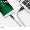 Hoco U32 Unswerving steel braided Micro USB charging cable