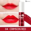 Oops My Color Lip Coat Enamel อุ๊บส์ มาย คัลเลอร์ ลิปโค้ท อีนาเมล ขนาด 3 กรัม 04. CRIMSON RED