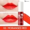 Oops My Color Lip Coat Enamel อุ๊บส์ มาย คัลเลอร์ ลิปโค้ท อีนาเมล ขนาด 3 กรัม 03. MORANGED RED