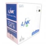 สายแลน LINK CAT 6 Indoor US-9116 305 เมตร (ภายในอาคาร)