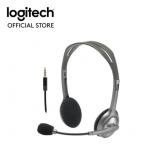 หูฟัง Logitech Stereo Headset H111