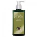 Giffarine ครีมอาบน้ำ กิฟฟารีน เมอริเนี่ยน โอลีฟ ชาวเวอร์ ครีม pH Balance บำรุงผิว มอบความชุ่มชื้น ให้ผิวสุขภาพดี เนียนนุ่มน่าสัมผัส (350 มิลลิลิตร x 1 ขวด)