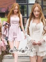 เสื้อผ้าเกาหลี พร้อมส่ง งานเซ็ทสูทลุคสาวไฮคลาส
