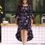 ชุดเดรสเกาหลี พร้อมส่ง dress ปริ้นลายดอก thumbnail 3