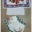 พร้อมส่ง เสื้อพิมพ์ลายดอกกุหลาบกับกางเกง thumbnail 7