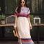 เดรสเกาหลี พร้อมส่ง Maxi Dress ผ้าสปัน นิ่มพริ้ว thumbnail 8
