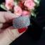 พร้อมส่ง diamond line ring แหวนเพชรทรง9ชั้น thumbnail 7