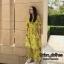 ชุดเดรสเกาหลี พร้อมส่ง Maxi Dress เปิดไหล่ thumbnail 1