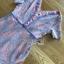 เดรสผ้าลูกไม้ พร้อมส่ง เดรสลูกไม้ สีชมพูฟ้าพาสเทล thumbnail 9