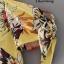พร้อมส่ง มินิเดรสงานผ้าปริ้นสี แต่งลายดอกไม้ thumbnail 8