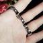 พร้อมส่ง diamond line ring แหวนเพชรทรง9ชั้น thumbnail 5