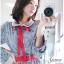 ชุดเดรสเกาหลี พร้อมส่ง เดรสยาว 5 ส่วน ปกคอบัว thumbnail 12