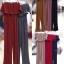 เสื้อผ้าเกาหลี พร้อมส่ง จั้มสูท ผ้าพลีทเงา thumbnail 10