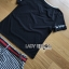 พร้อมส่ง เสื้อยืดสีดำและกางเกงลายทาง thumbnail 7