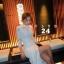 เดรสลูกไม้ พร้อมส่ง Maxi dress ลูกไม้ขาว คอปีน thumbnail 5