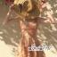 เดรสเกาหลี พร้อมส่ง ชุดเดรส ผ้าโปร่ง ปักทอดอกไม้สีส้ม thumbnail 15