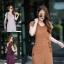 เสื้อผ้าเกาหลี พร้อมส่ง จั๊มสูท ผูกไขว้ด้านข้าง thumbnail 20