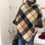 พร้อมส่ง เสื้อคลุม Burberry ผ้า Wool ดีเทลเก๋ thumbnail 4