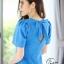 เดรสเกาหลี พร้อมส่ง Maxi dress ด้านหลังเป็นโบว์ thumbnail 12