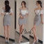 เดรสเกาหลี พร้อมส่ง Bib Skirt เดรสสั้น มาพร้อมสายเอี๊ยม thumbnail 7