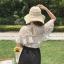 พร้อมส่ง เสื้อผ้าผูกไม้สีแอปริคอท thumbnail 2