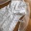 ชุดเดรสลูกไม้ พร้อมส่ง ค็อกเทลเดรสผ้าลูกไม้ลายดอกไม้ thumbnail 11