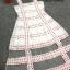 ชุดเดรสเกาหลี พร้อมส่ง Dress Ks สายเดี่ยวเส้นใหญ่ thumbnail 8