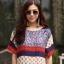 เดรสเกาหลี พร้อมส่ง Maxi Dress ผ้าสปัน นิ่มพริ้ว thumbnail 12
