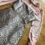 เดรสเกาหลี พร้อมส่ง เดรสผ้าชีฟอง สีชมพู thumbnail 9
