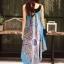 ชุดเดรสเกาหลี พร้อมส่ง Dress ผ้าซาตินเกรด พรีเมียม thumbnail 4