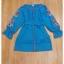 ชุดเดรสเกาหลี พร้อมส่ง เดรส ปักเกาหลี ผ้าเนื้อดีหนานุ่มมีน้ำหนัก thumbnail 8