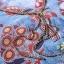 เดรสเกาหลี พร้อมส่ง ชุดเดรส ผ้าซาตินซิล thumbnail 6