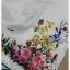 พร้อมส่ง เสื้อพิมพ์ลายดอกกุหลาบกับกางเกง thumbnail 8